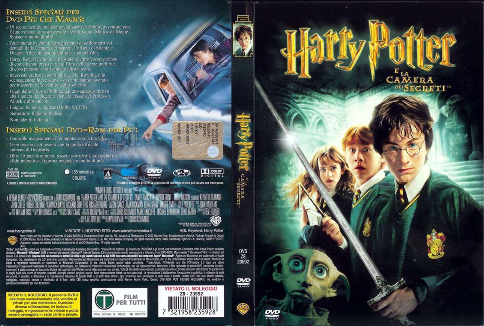Harry Potter Camera Dei Segreti : Harry potter e la camera dei segreti il cine concerto u sul